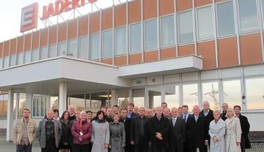 Regionální setkání na Vysočině proběhlo v Elektrárně Dukovany.