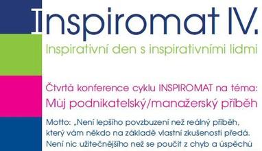 Klub manažerek připravuje již čtvrtou konferenci cyklu INSPIROMAT IV