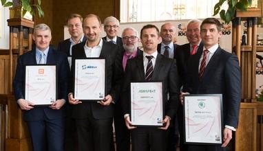 Nejobdivovanějšími firmami roku 2017 jsou Škoda Auto, AGROFERT a nově i Alza.cz