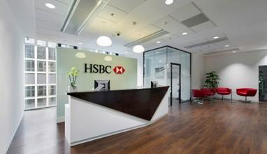 HSBC Bank plc - pobočka Praha